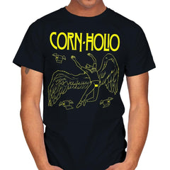 Corn Holio - Mens - T-Shirts - RIPT Apparel