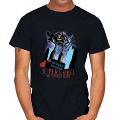 Animated Giant - Mens - T-Shirts - RIPT Apparel