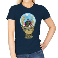 Mysterio Escher - Womens - T-Shirts - RIPT Apparel