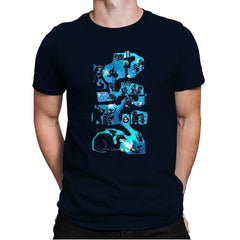 Dungeon Crawlers - Mens Premium - T-Shirts - RIPT Apparel