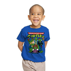 Cliché Turtles - Youth - T-Shirts - RIPT Apparel