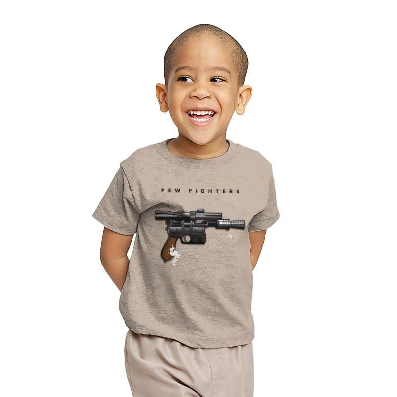 Pew Fighters - Youth - T-Shirts - RIPT Apparel