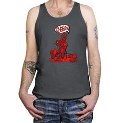 Just a Flesh Wound - Tanktop - Tanktop - RIPT Apparel