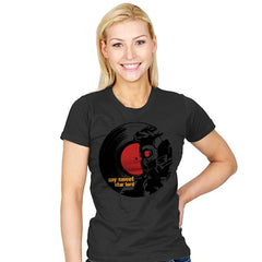 Record of the Galaxy - Womens - T-Shirts - RIPT Apparel