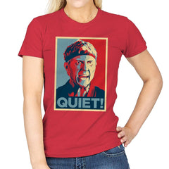 A Quiet Hope - Womens - T-Shirts - RIPT Apparel