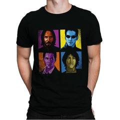 Pop Keanu - Anytime - Mens Premium - T-Shirts - RIPT Apparel