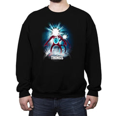 The Things - Crew Neck Sweatshirt - Crew Neck Sweatshirt - RIPT Apparel