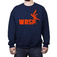 WASP ATHLETICS     - Crew Neck Sweatshirt - Crew Neck Sweatshirt - RIPT Apparel