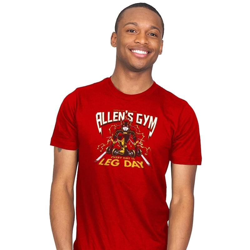 Allen's Gym Exclusive - Mens - T-Shirts - RIPT Apparel