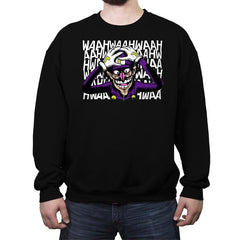 Waah So Serious? - Crew Neck Sweatshirt - Crew Neck Sweatshirt - RIPT Apparel