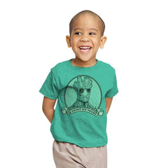 In Groot We Trust - Youth - T-Shirts - RIPT Apparel