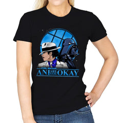 Are You Okay Ani? - Best Seller - Womens - T-Shirts - RIPT Apparel