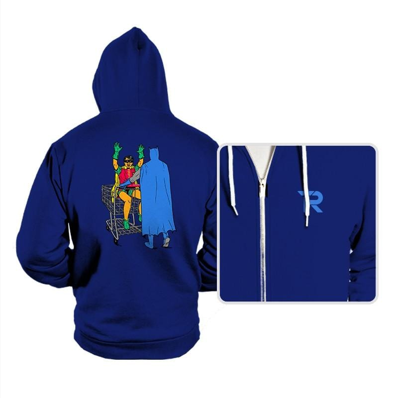 Shopping With The Boy - Hoodies - Hoodies - RIPT Apparel