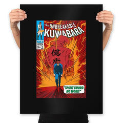 The Unbreakable Kuwabara - Prints - Posters - RIPT Apparel