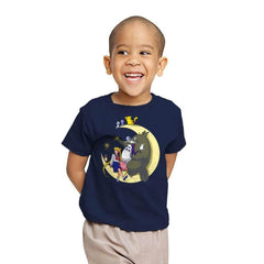 Moonlight Buddies - Youth - T-Shirts - RIPT Apparel