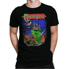 Mastervania - Anytime - Mens Premium - T-Shirts - RIPT Apparel