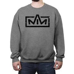 Cap'NIN - Crew Neck Sweatshirt - Crew Neck Sweatshirt - RIPT Apparel