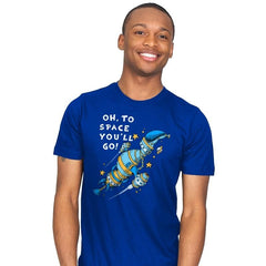 Oh, To Space! - Mens - T-Shirts - RIPT Apparel