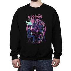 The Bebop's - Crew Neck Sweatshirt - Crew Neck Sweatshirt - RIPT Apparel