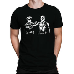 Pool Fiction - Best Seller - Mens Premium - T-Shirts - RIPT Apparel