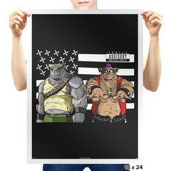 Henchmen Forever Reprint - Prints - Posters - RIPT Apparel