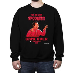 Spagett The Video Game - Crew Neck Sweatshirt - Crew Neck Sweatshirt - RIPT Apparel