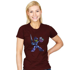 Mega-Tor - Womens - T-Shirts - RIPT Apparel