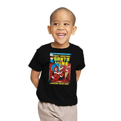 Santa For Hire Exclusive - Youth - T-Shirts - RIPT Apparel