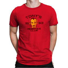 Robotics Club Exclusive - Mens Premium - T-Shirts - RIPT Apparel