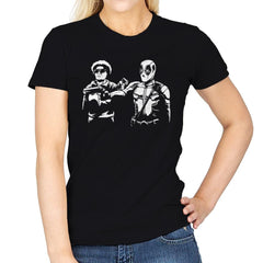 Pool Fiction - Best Seller - Womens - T-Shirts - RIPT Apparel
