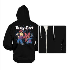 Dusty and Dart - Hoodies - Hoodies - RIPT Apparel