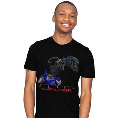 Alien Ejection - Mens - T-Shirts - RIPT Apparel
