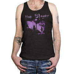 The Vamp Slayer - Tanktop - Tanktop - RIPT Apparel