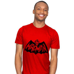 MADMAN - Mens - T-Shirts - RIPT Apparel