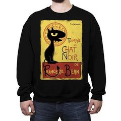 Tournée de Luci - Crew Neck Sweatshirt - Crew Neck Sweatshirt - RIPT Apparel