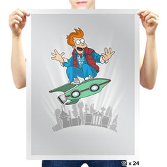 Marty McFry - Prints - Posters - RIPT Apparel
