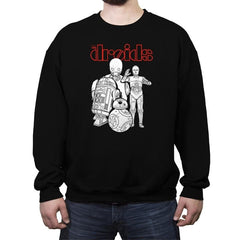 The Droids - Crew Neck Sweatshirt - Crew Neck Sweatshirt - RIPT Apparel