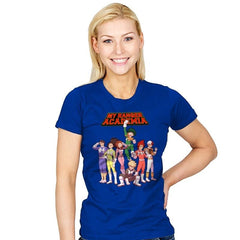 My Ranger Academia - Womens - T-Shirts - RIPT Apparel