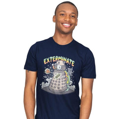 Dalek Cat - Mens - T-Shirts - RIPT Apparel