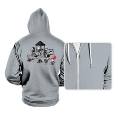 Horror Park - Hoodies - Hoodies - RIPT Apparel