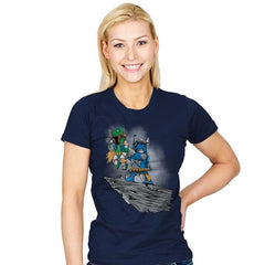 The Hunter King - Womens - T-Shirts - RIPT Apparel