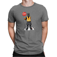 The Crossing Knight Exclusive - Mens Premium - T-Shirts - RIPT Apparel