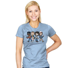 Strange BFFs - Womens - T-Shirts - RIPT Apparel