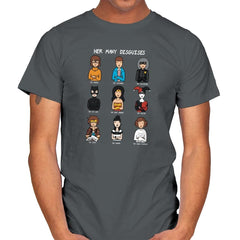 The Many Disguises of a Morgandorfer Exclusive - Mens - T-Shirts - RIPT Apparel