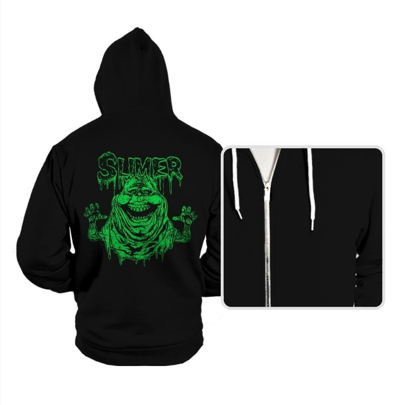 Misfit Ghost - Hoodies - Hoodies - RIPT Apparel