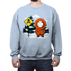 Dead Man - Crew Neck Sweatshirt - Crew Neck Sweatshirt - RIPT Apparel