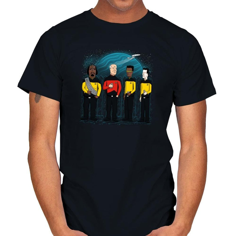 King of the Enterprise Exclusive - Mens - T-Shirts - RIPT Apparel