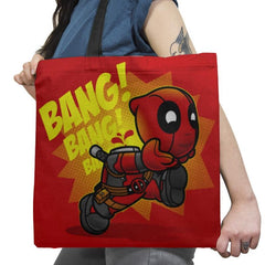 Super Wade Bros. Exclusive - Tote Bag - Tote Bag - RIPT Apparel