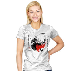 A Brush with the Force - Womens - T-Shirts - RIPT Apparel