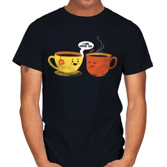 I Love Coffee Too - Mens - T-Shirts - RIPT Apparel